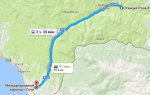 Как добраться из Розы Хутор до аэропорта Сочи и обратно