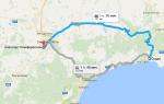 Как добраться из Судака до аэропорта Симферополя и обратно