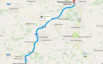 Как добраться из аэропорта Минеральные Воды до Кисловодска и обратно