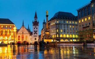 Что посмотреть в Мюнхене — фото с описанием главных достопримечательностей