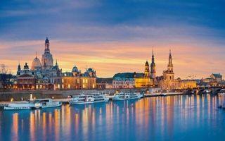 Достопримечательности Дрездена — фото с описанием