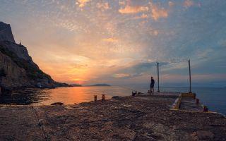 Куда можно поехать отдыхать в октябре в России: Крым