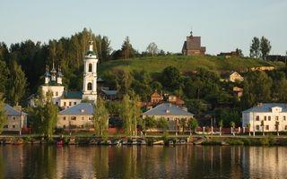 Что посмотреть в Плёсе (Ивановская область) — интересные места и достопримечательности