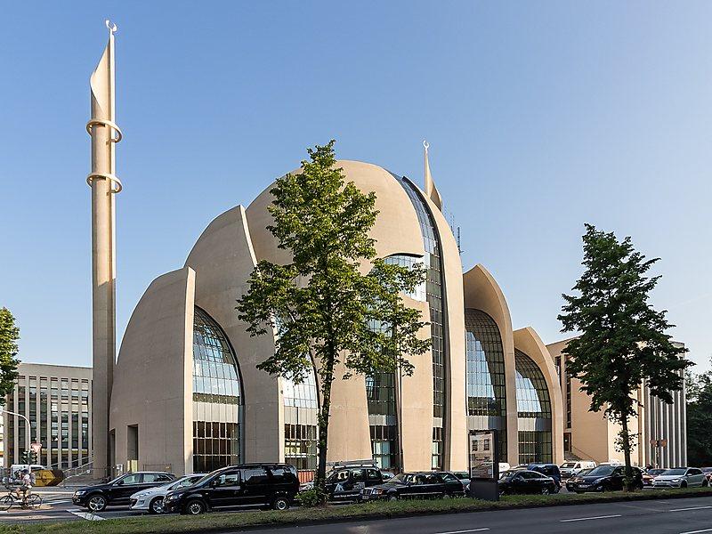 Центральная мечеть Кельна