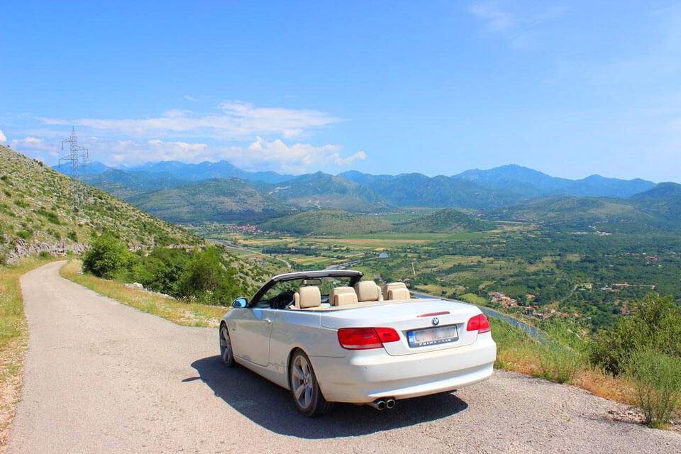 Что посмотреть в Черногории самостоятельно на машине